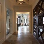 Handcrafted doors