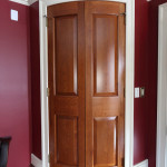 Custom Curved Door