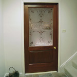 Custom made door