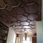 Handcrafted Ceiling