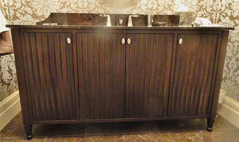 Baths duncan cabinetry for Bathroom cabinets york pa