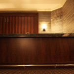 Bar / sink cabinets