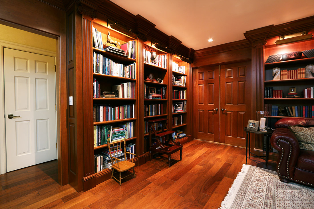 Libraries Duncan Cabinetry