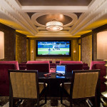 Award Winning Media Room