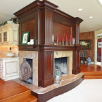 Fireplace Surround / Mantel