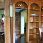 Hidden Door in Library