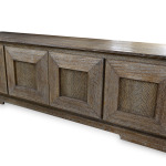 Cabinet with a duncan designed finishCabinet with a duncan designed finish