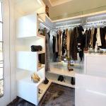Her closet detail