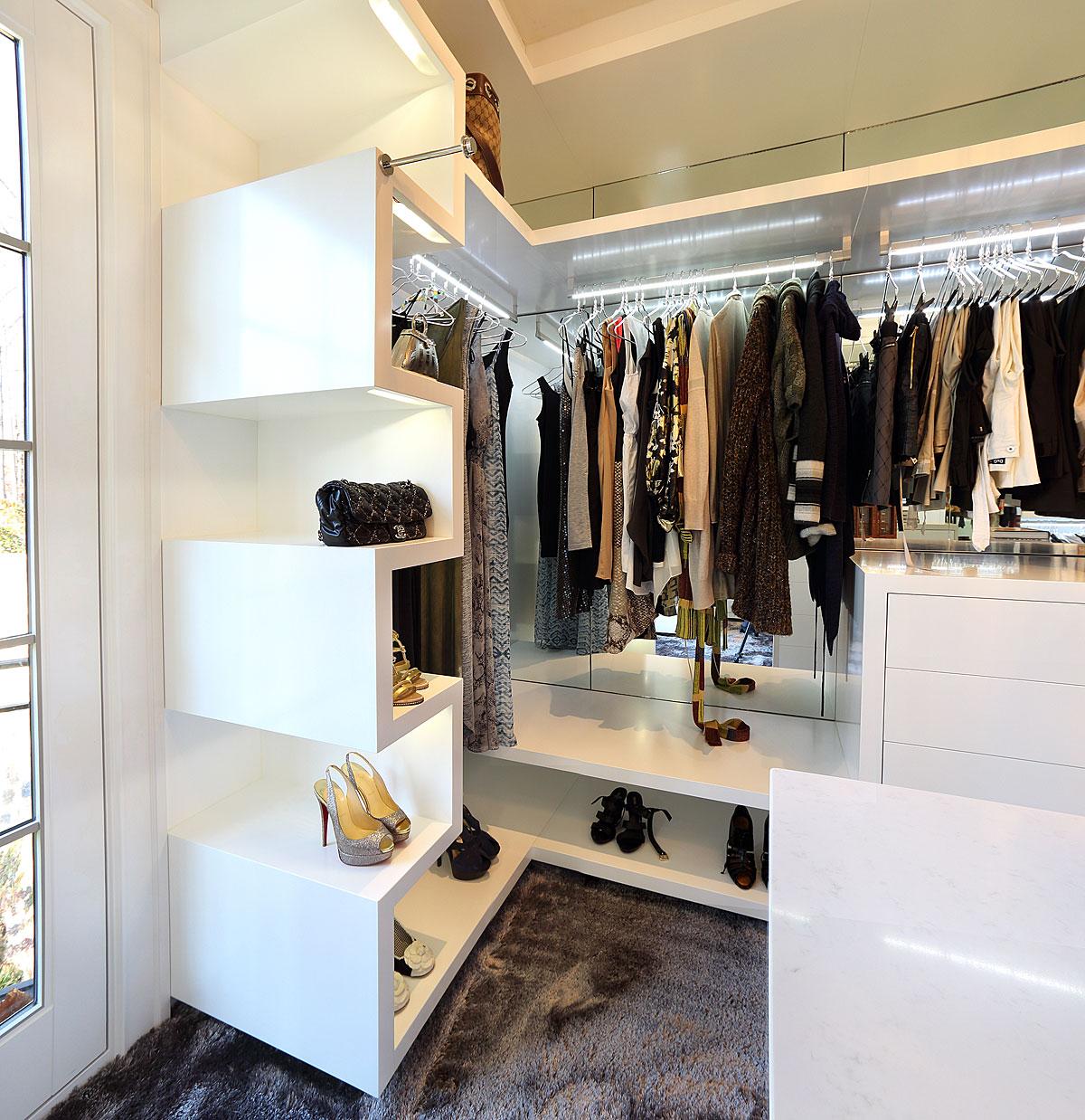 100 лучших идей дизайна гардеробной комнаты на фото.